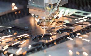 Fibre Laser Cutter