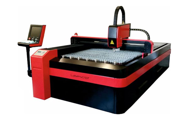 LS1325 500w Fiber Metal Cutter
