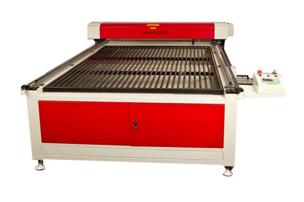 LS2515 PRO Flatbed Laser Cutter
