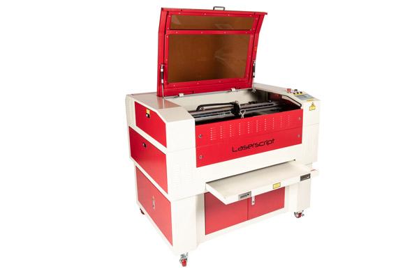 LS6090 PRO Laser Cutter