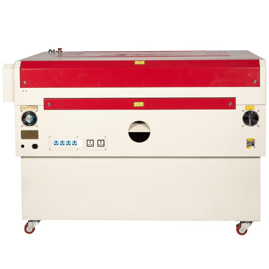 LS1290 Pro Laser Rear