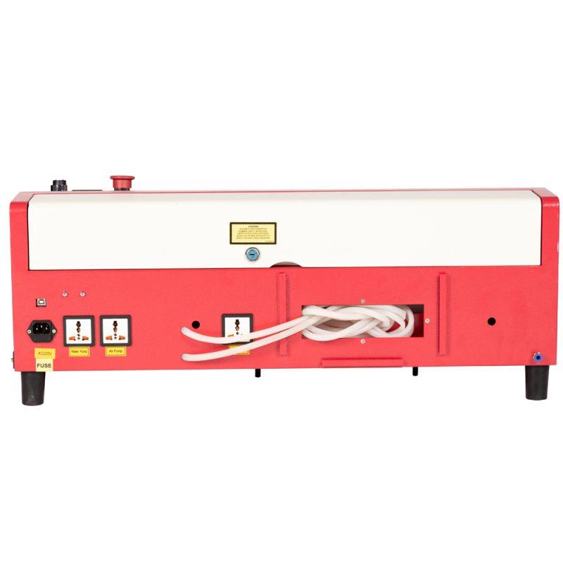 LS3020 Desktop Laser Engraver Rear