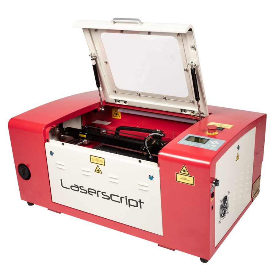 LS3020 Desktop Laser Cutter