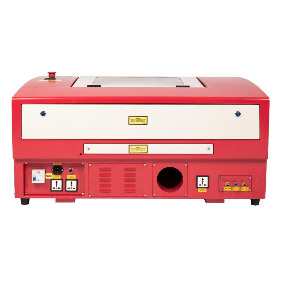 LS3040 Desktop Laser Back