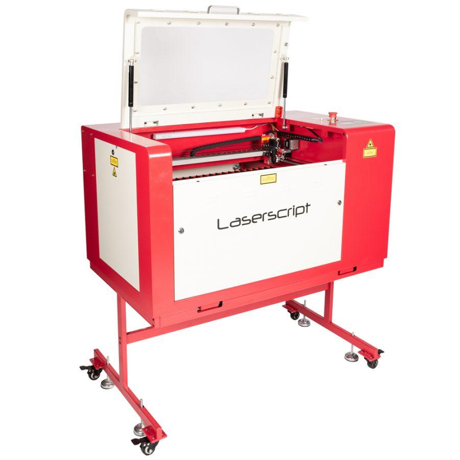 LS3060 Desktop Laser Open