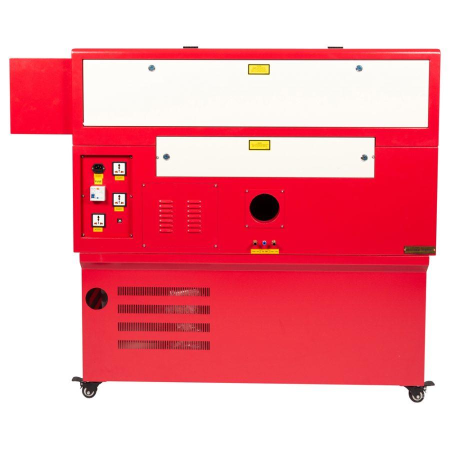 LS6840 Pro Laser Rear