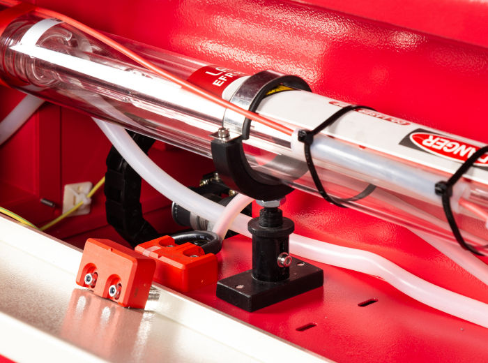 Safety Switch on HPC Laser LS6840