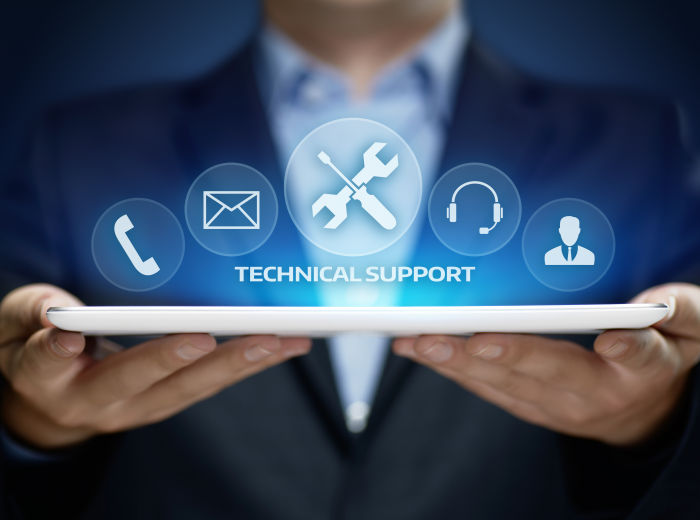 HPC Laser technical support