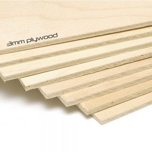 Laser Plywood 3mm