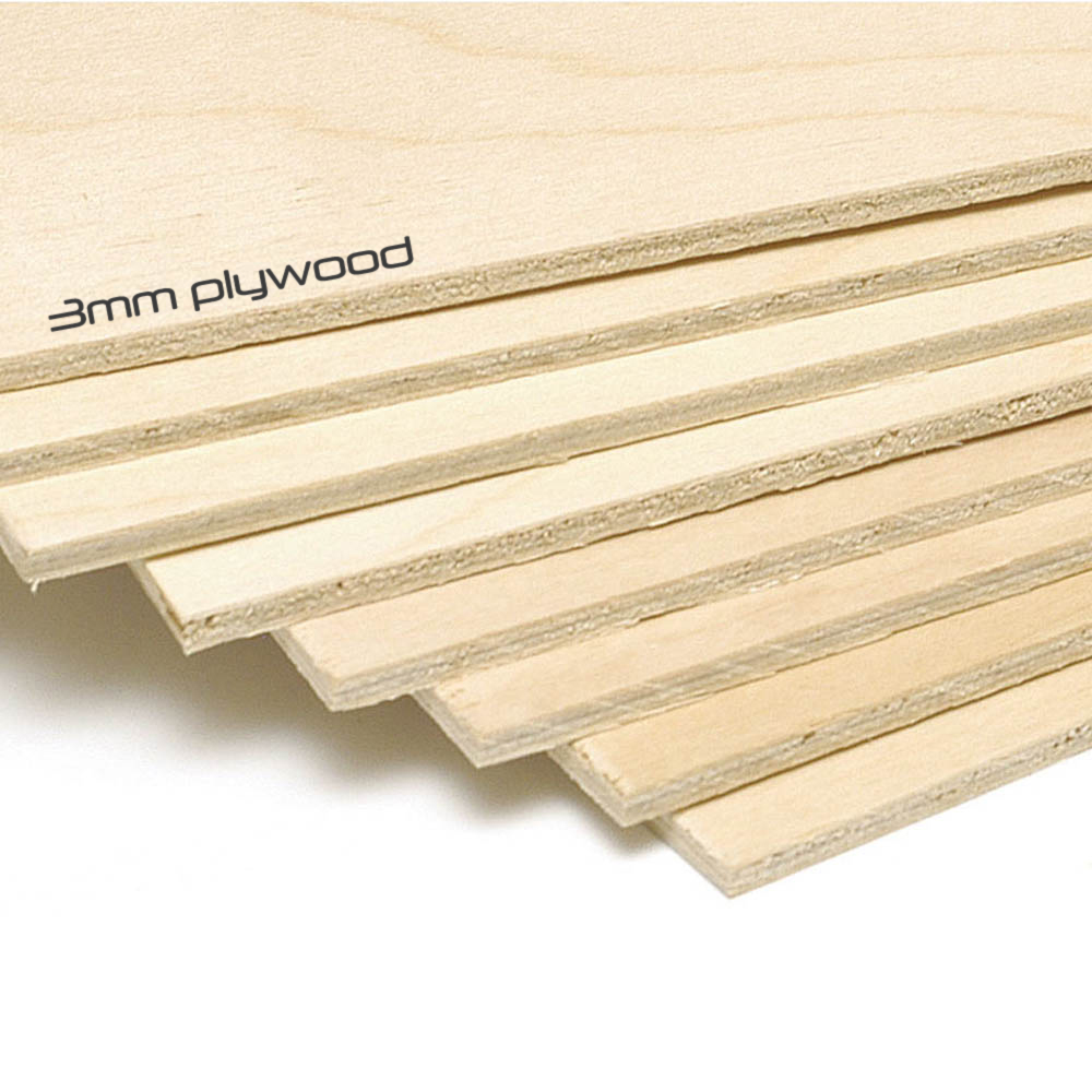 Laser Plywood 3mm
