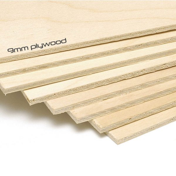 Laser Plywood 9mm