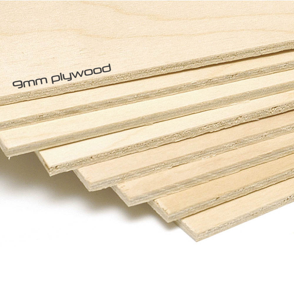 Laser Plywood 9mm