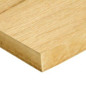 MDF oak veneer