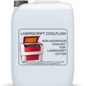 Coolflow laser antifreeze