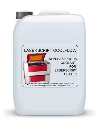 Coolflow laser antifreeze