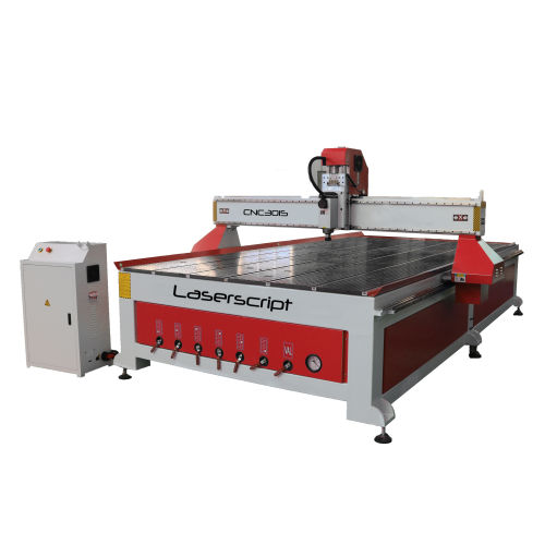 CNC3015 router right