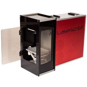 LS110 Fibre Laser Engraver