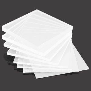 White Sheet Acrylic