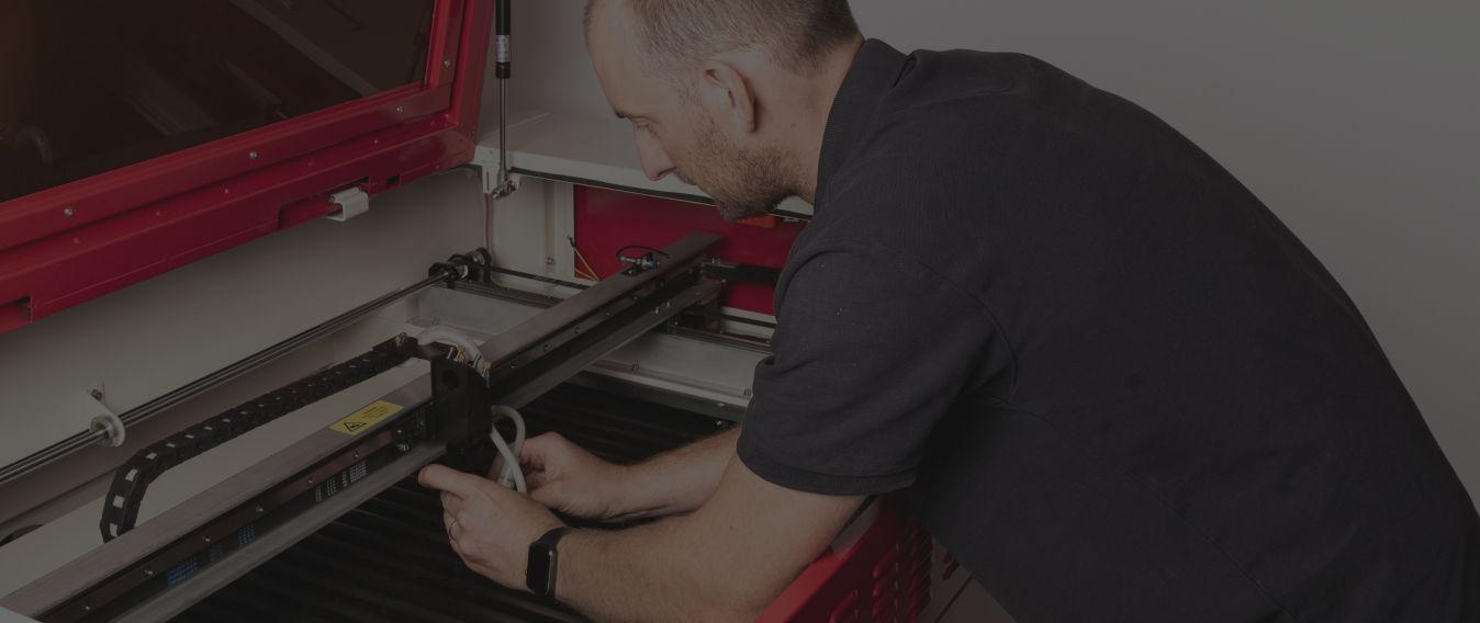 HPC Laser Servicing