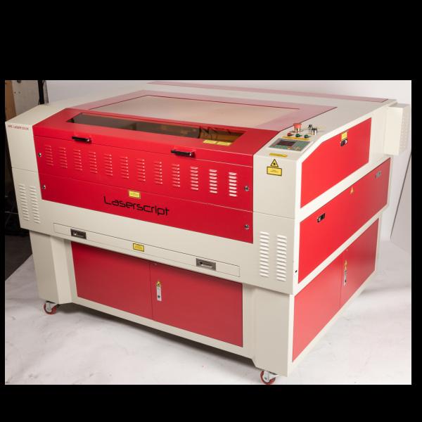LS6090 CO2 Laser Cutter