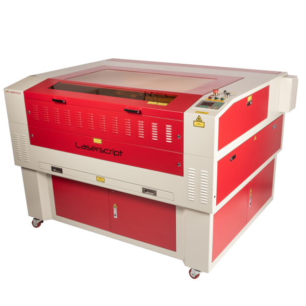 HPC Laser LS6090 Left