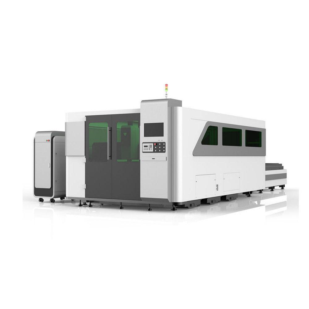 Fiber Laser Cutter LS3015 right