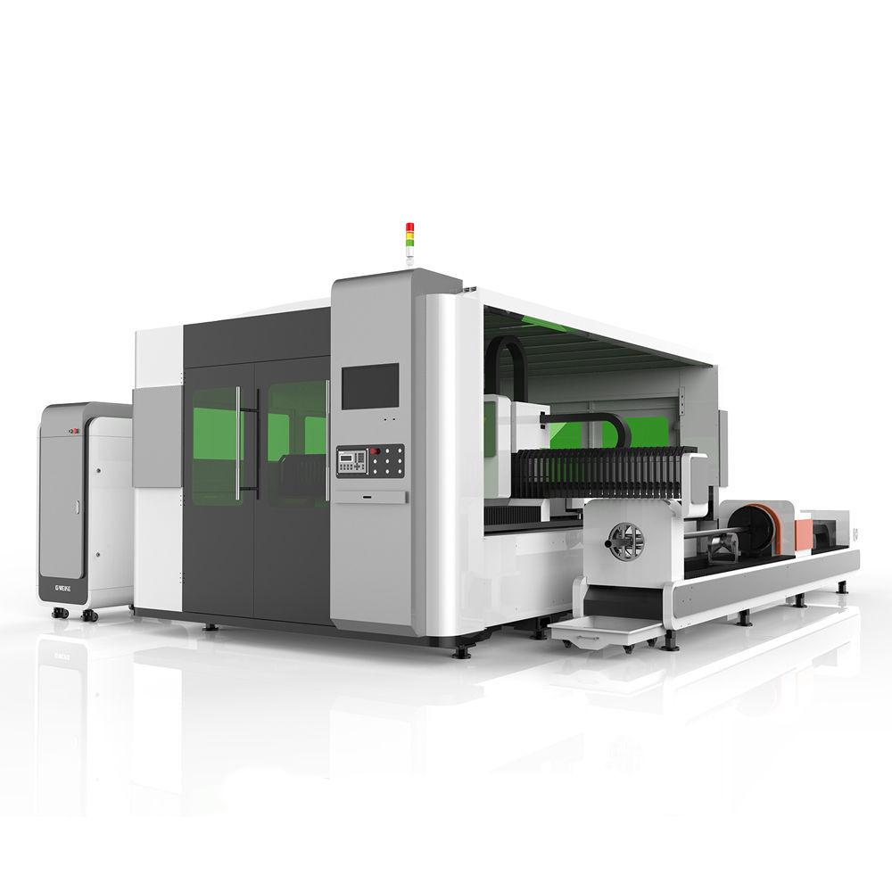 Laserscript LS3015 tube cutter