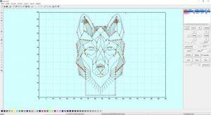 Lasercut 5.3 screenshot