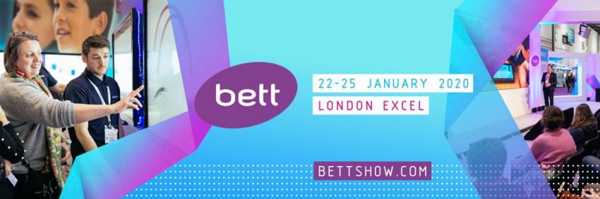 Bett Show banner