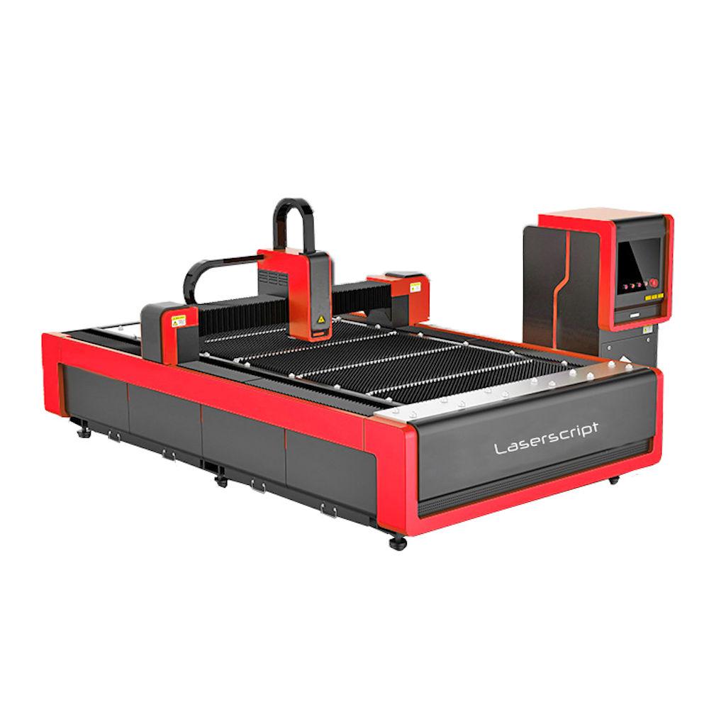 LS1325 fibre laser metal cutter
