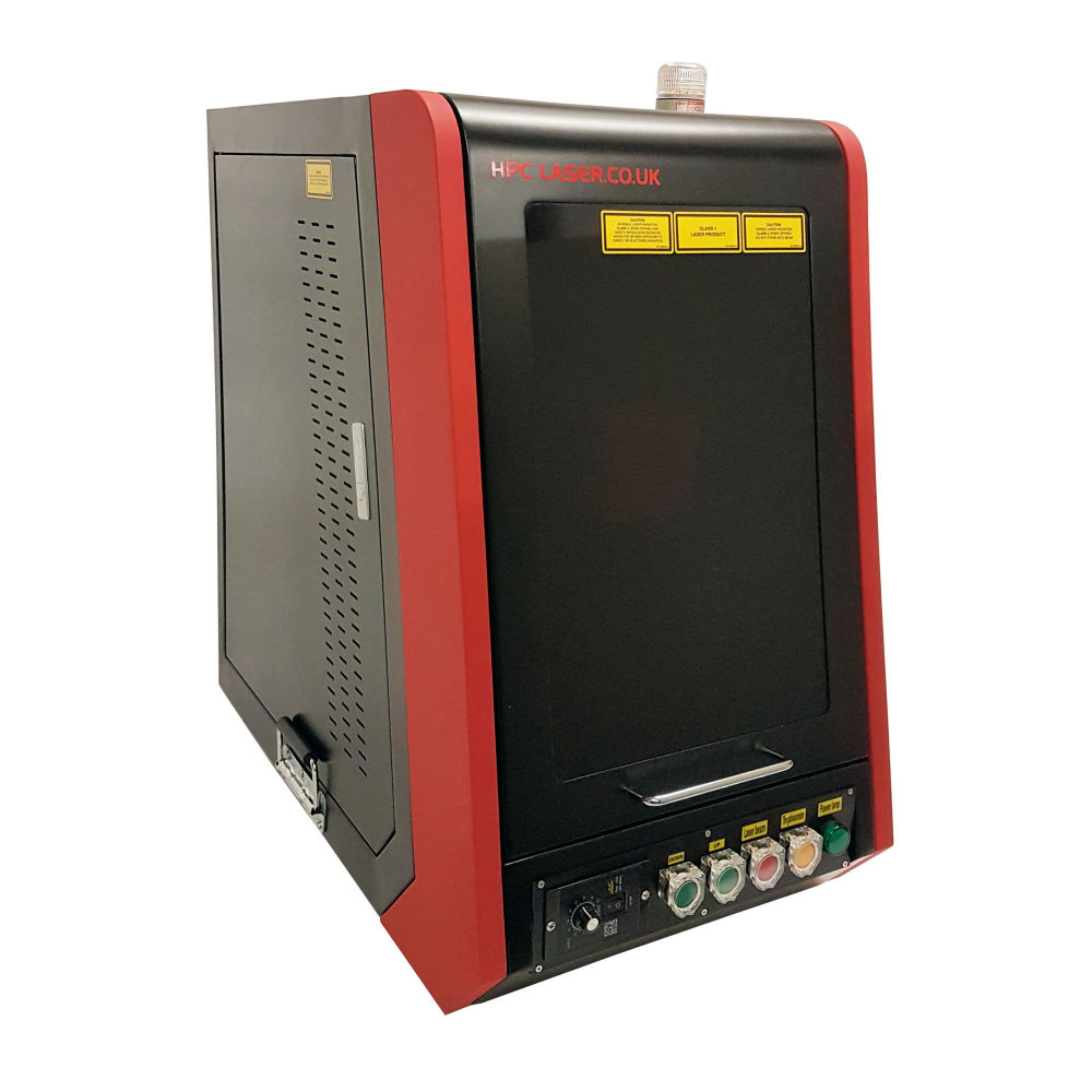 LSE110 Fiber Laser Marker Closed