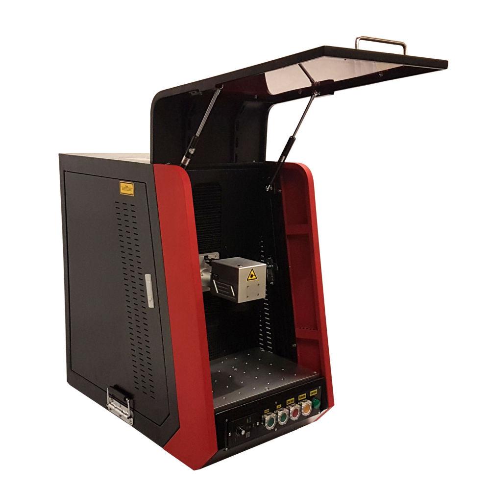 LSE110 Fiber Laser Open Left