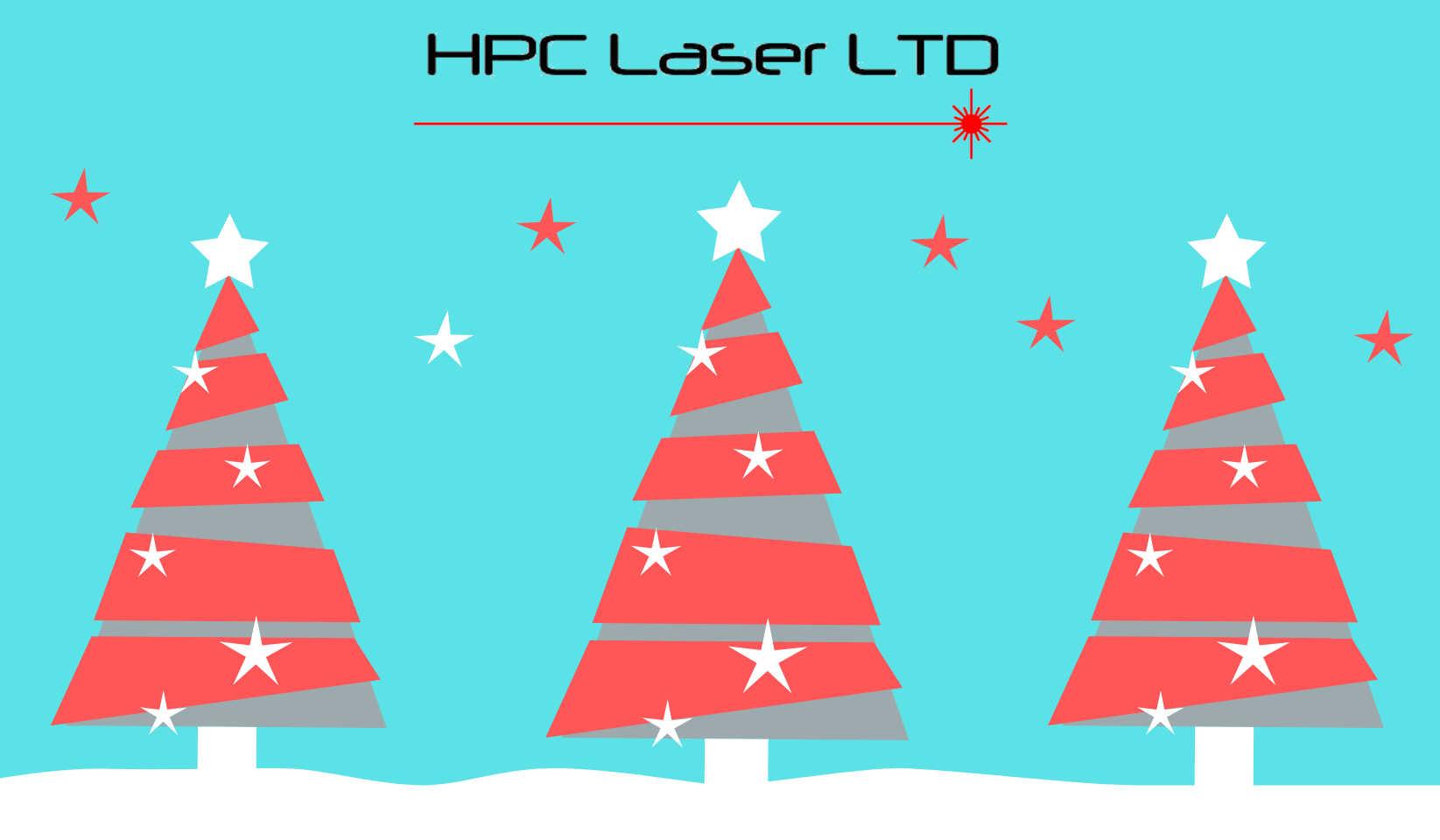HPC Laser Christmas