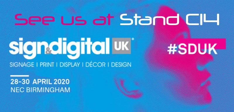Sign & Digital Event Banner