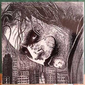 Laser Engrave The Joker Batman