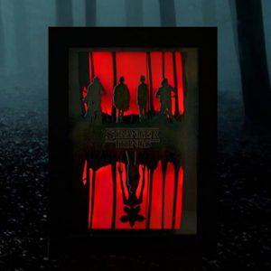 Strange Things Shadow Box