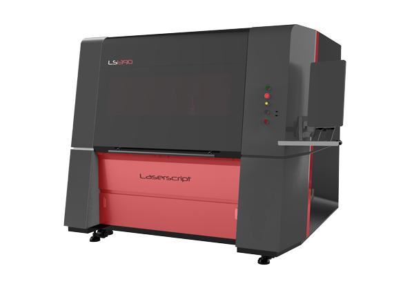 LS1390 Fiber Metal Laser Cutter