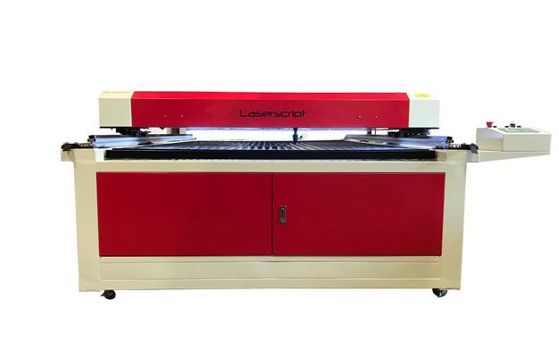 LS2515 Flatbed Laser Front