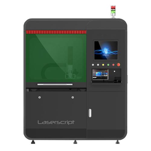 LS0640 Fibre Laser Metal Cutter Front Closed