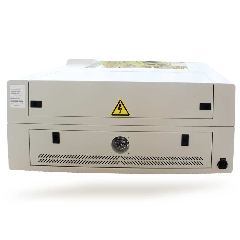 Aeon Laser MIRA 5 CO2 Laser Engraver and Cutter Back
