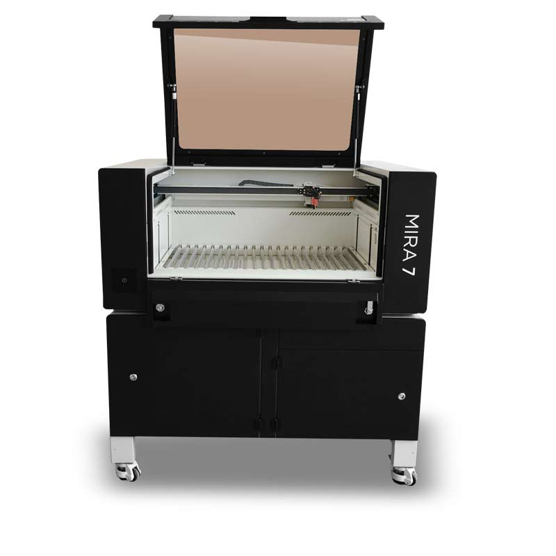 Aeon Laser MIRA 7 CO2 Laser Engraver and Cutter Front