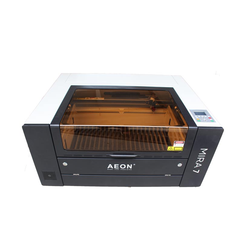 Aeon Laser MIRA 7 CO2 Laser Engraver and Cutter Close Front