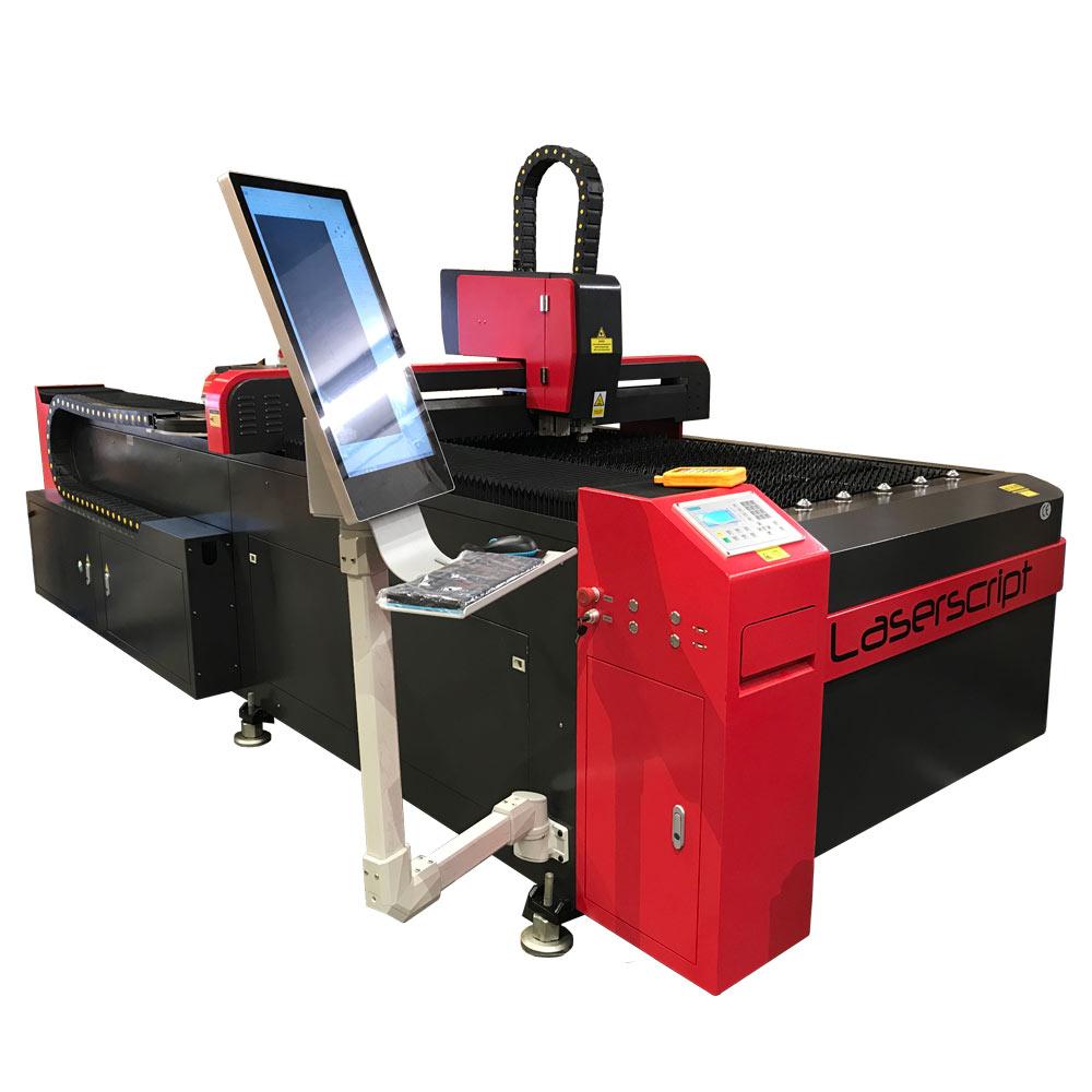 LS1325 Fiber Laser Metal Cutting Machine