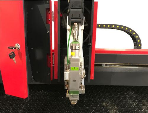 LS1325 Fiber Laser RayTools Head