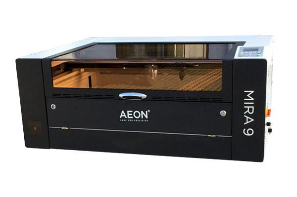 Aeon Laser MIRA 9 CO2 Laser Engraver and Cutter