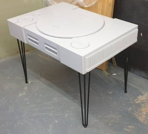 Custom Table with a CNC Router