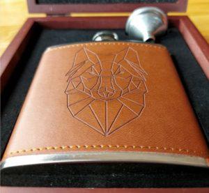 Laser Engraving Leather