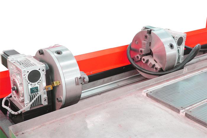 CNC Lathe Attachment (Optional)